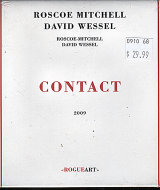 Roscoe Mitchell / David Wessel CD