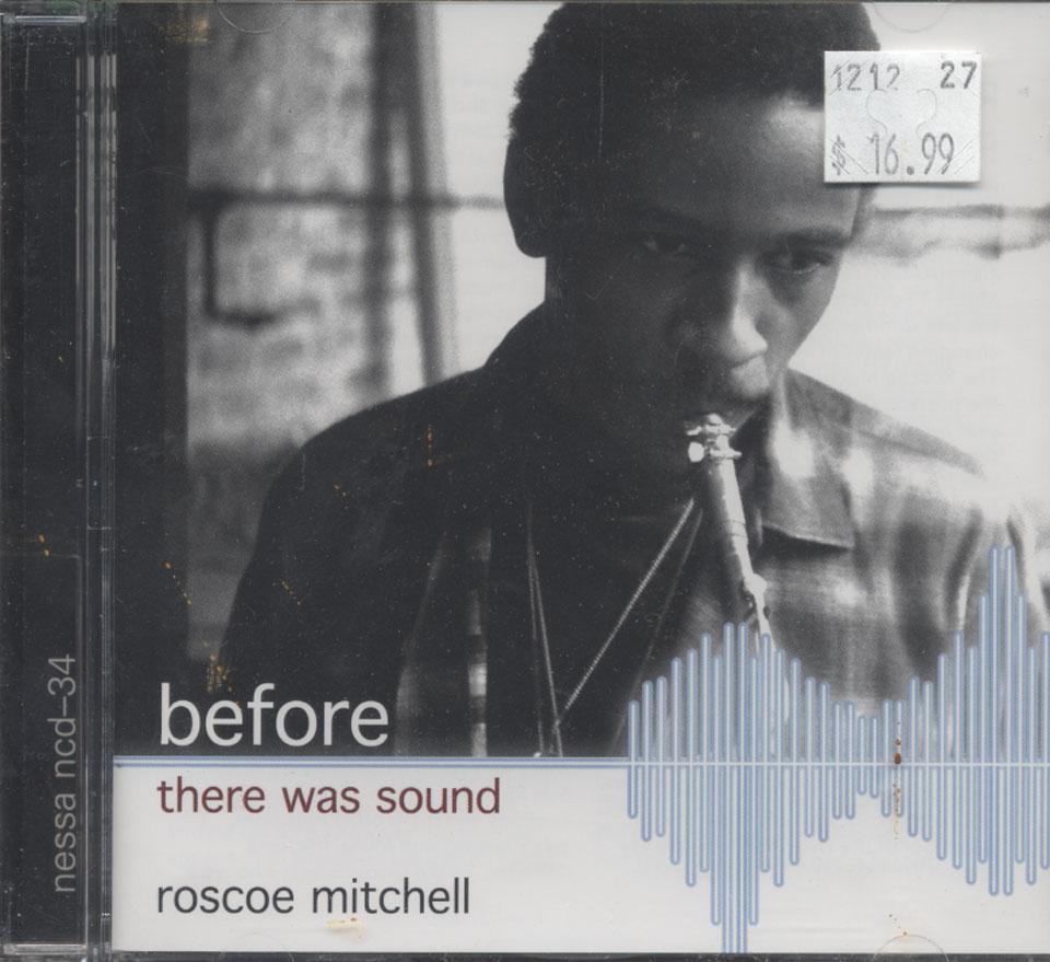 Roscoe Mitchell Quartet CD