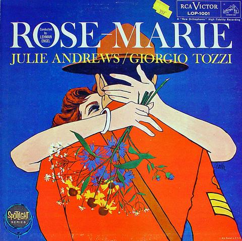 """Rose-Marie Vinyl 12"""" (Used)"""