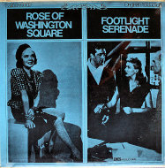 "Rose Of Washington Square / Footlight Serenade Vinyl 12"" (New)"