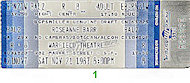 Roseanne Barr Vintage Ticket