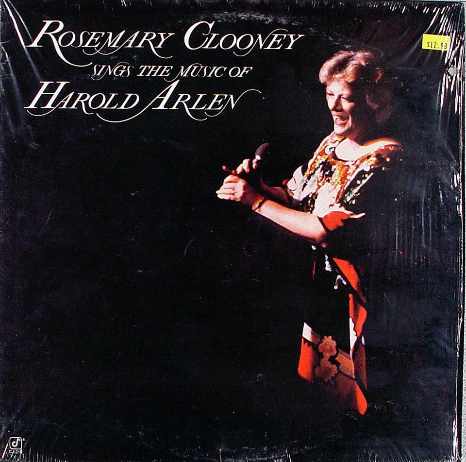 "Rosemary Clooney Vinyl 12"" (Used)"