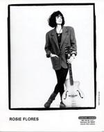 Rosie Flores Promo Print