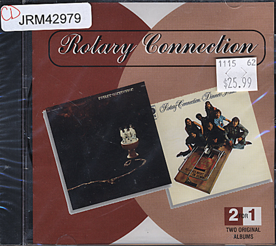 Rotary Connection CD