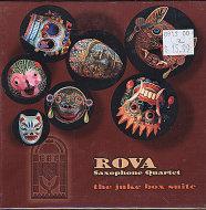 Rova Saxophone Quartet CD