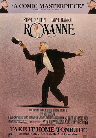 Roxanne Poster