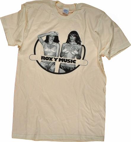 Roxy Music Women's T-Shirt