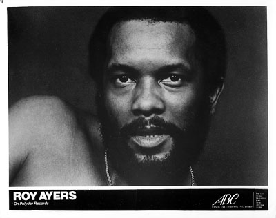 Roy Ayers Promo Print