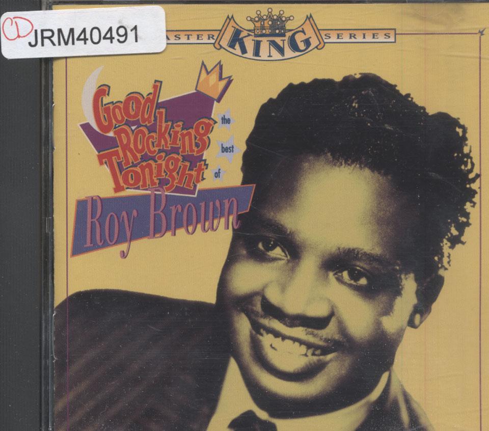 Roy Brown CD