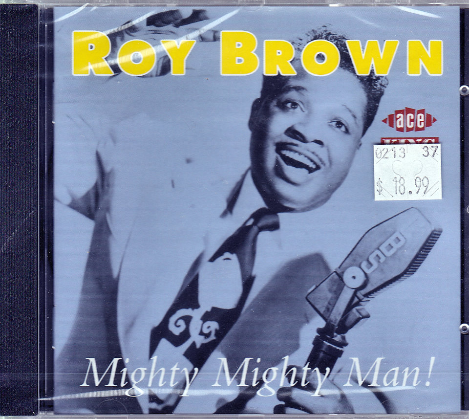 Roy Brown CD