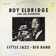 """Roy Eldridge And His Orchestra Vinyl 12"""" (Used)"""
