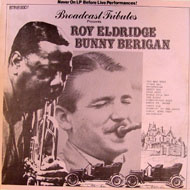 "Roy Eldridge / Bunny Berigan Vinyl 12"" (Used)"