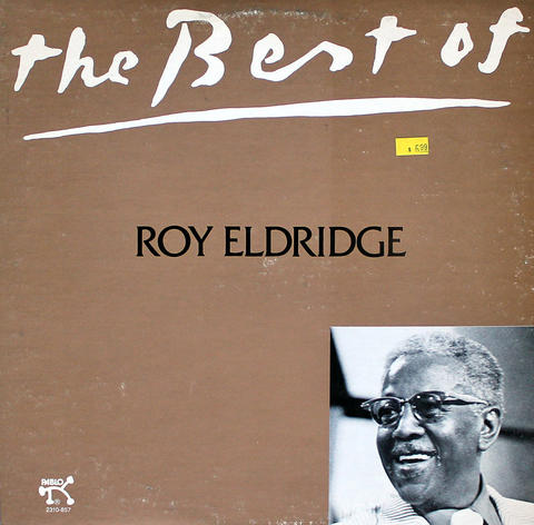 "Roy Eldridge Vinyl 12"" (Used)"