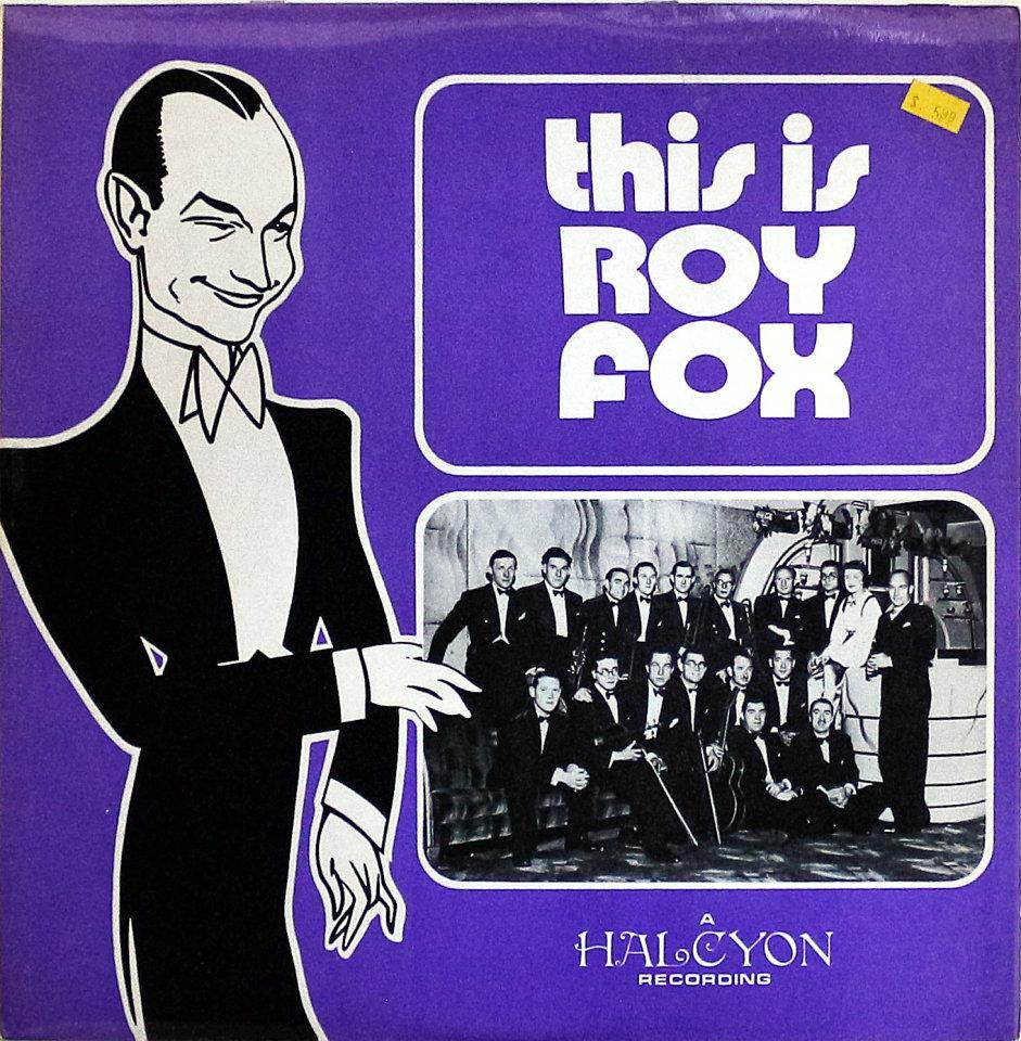 """Roy Fox Vinyl 12"""" (New)"""