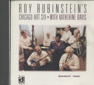 Roy Rubenstein's Chicago Hot Six CD