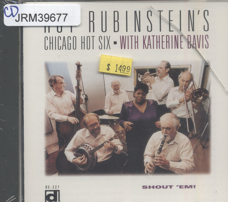 Roy Rubinstein's Chicago Six CD