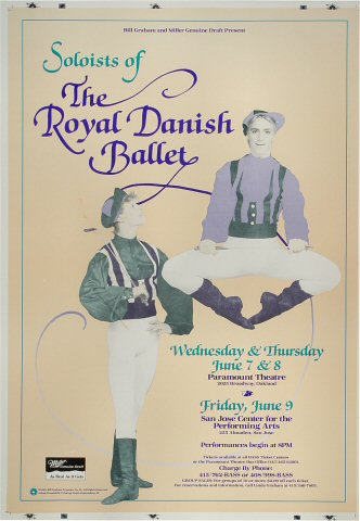 Royal Danish Ballet Proof