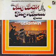 "Ruby Braff / George Barnes Quartet Vinyl 12"" (Used)"