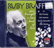 Ruby Braff Trio CD