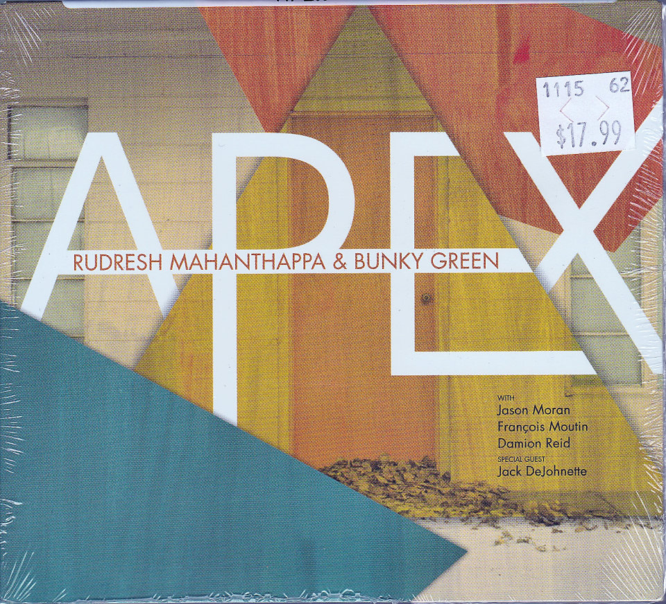 Rudresh Mahanthappa & Bunky Green CD