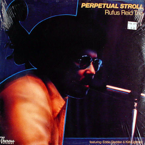 "Rufus Reid Trio Vinyl 12"" (New)"