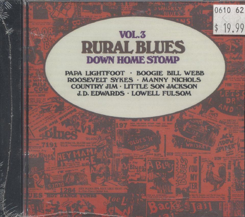 Rural Blues CD