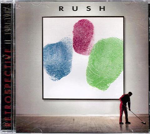 Rush CD