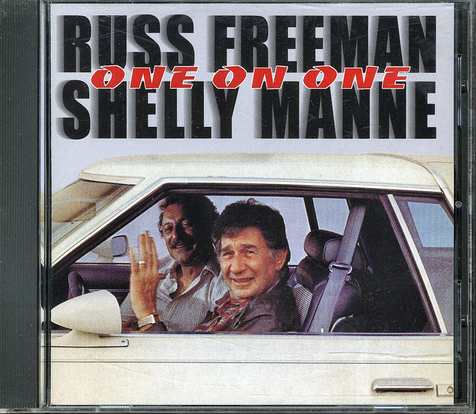 Russ Freeman / Shelly Manne CD
