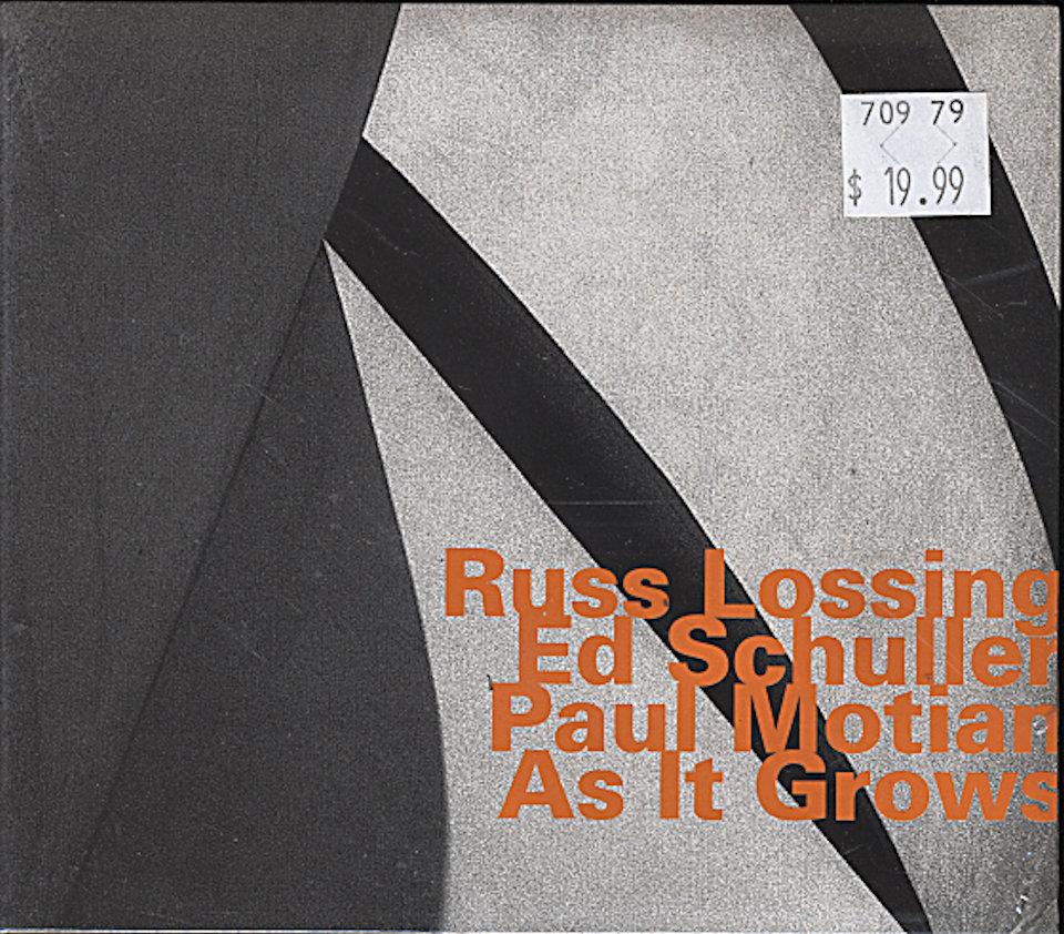 Russ Lossing CD