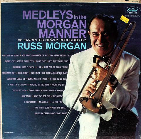 """Russ Morgan Vinyl 12"""" (Used)"""