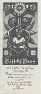 Rusted Root Handbill