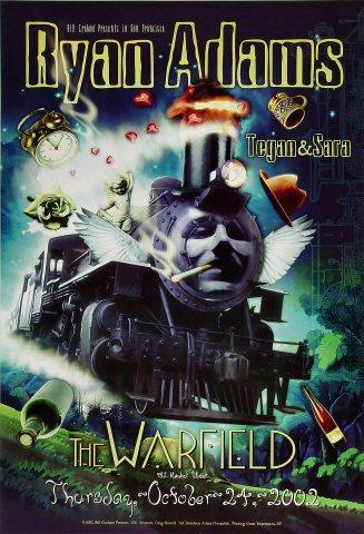 Ryan Adams Poster