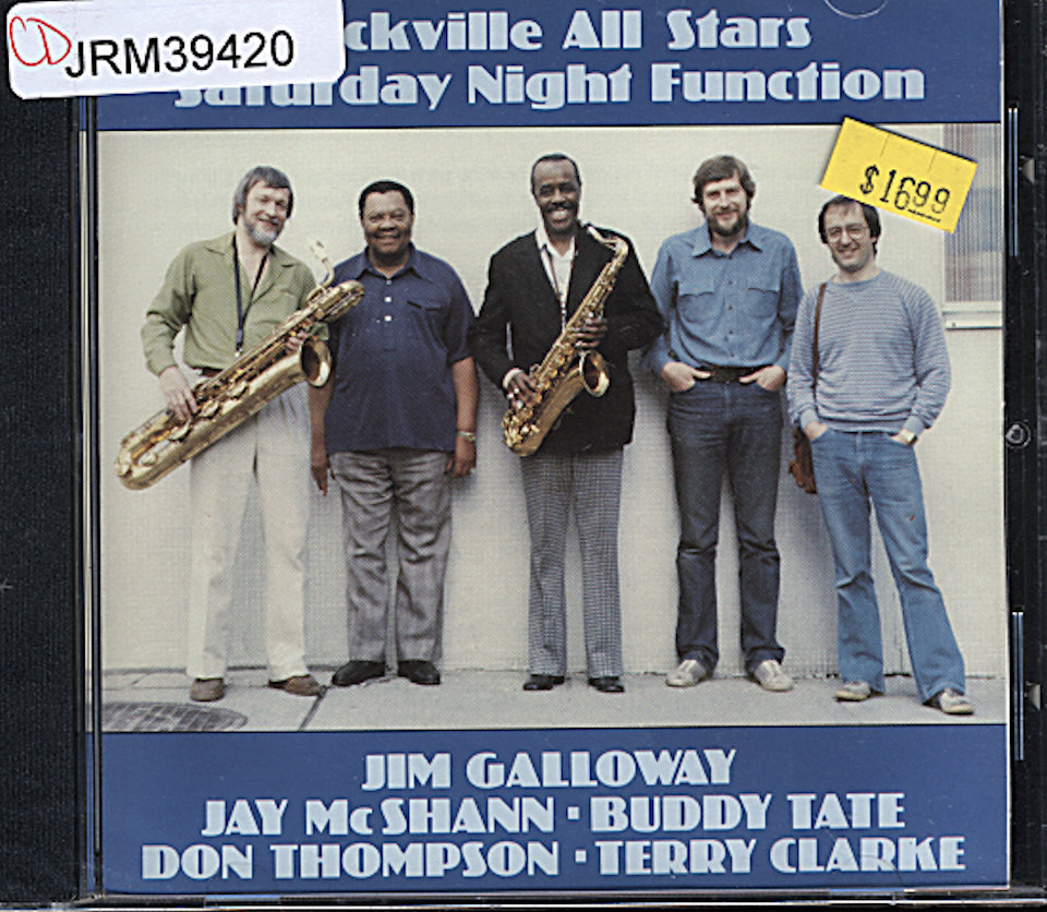 Sackville All Stars CD