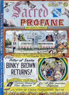 Sacred and Profane Comic Book