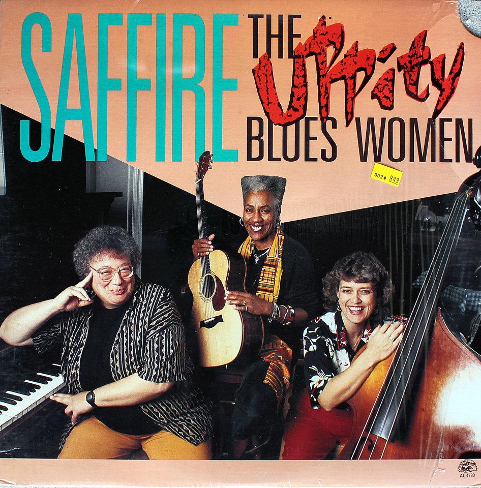"Saffire Vinyl 12"" (Used)"