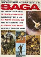 Saga Vol. 40 No. 5 Magazine