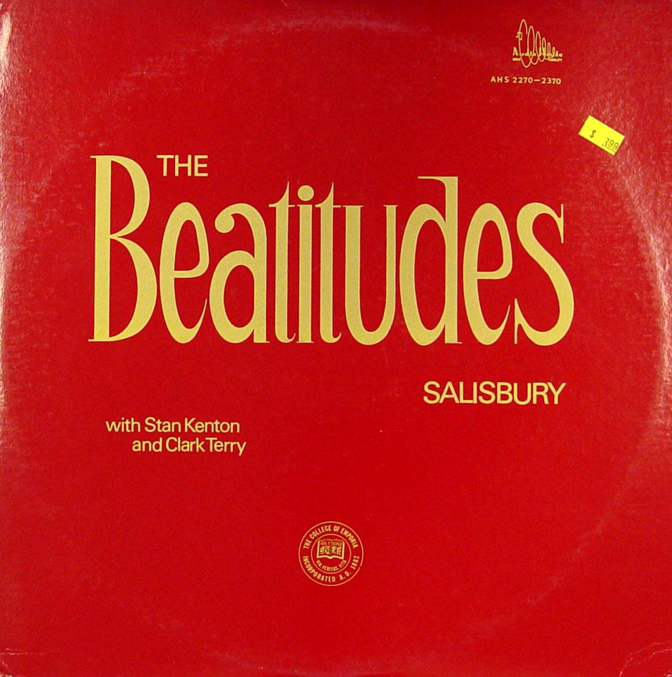 "Salsibury Vinyl 12"" (New)"
