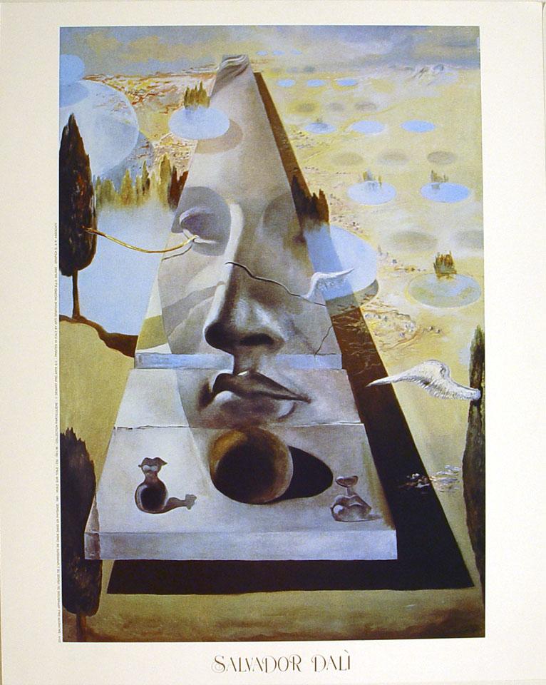 Salvador Dali Poster