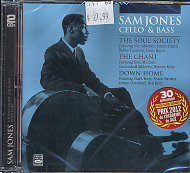 Sam Jones CD