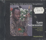 Sam Newsome CD