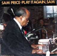 "Sam Price Vinyl 12"" (Used)"