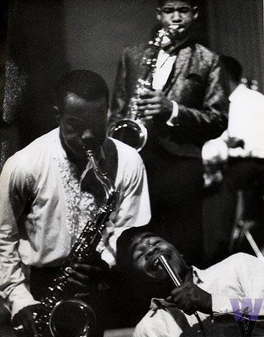 Sam Thomas & The Gentlemen's Band Vintage Print