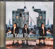 Sam Yahel Trio CD