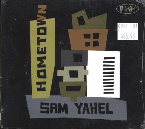 Sam Yahel CD