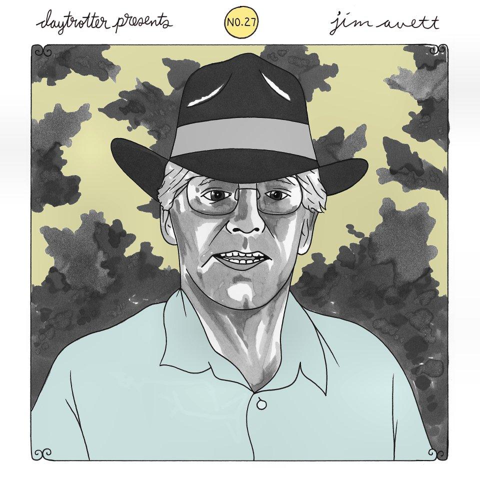 """Samantha Crain / Jim Avett Vinyl 12"""" (New) reverse side"""