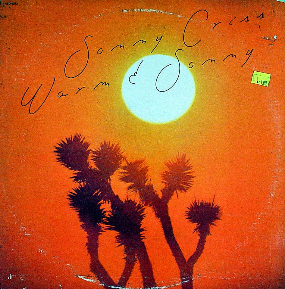 """Sammy Criss Vinyl 12"""" (Used)"""