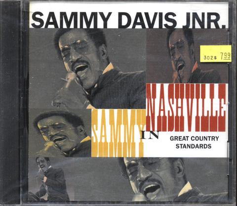 Sammy Davis Jr. CD