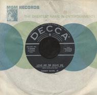 """Sammy Davis Jr. Vinyl 7"""" (Used)"""