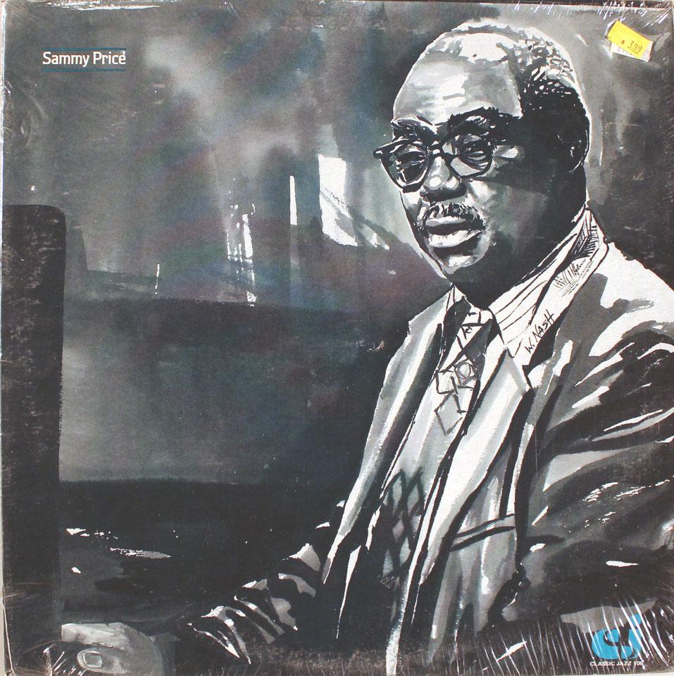 """Sammy Price Vinyl 12"""" (New)"""