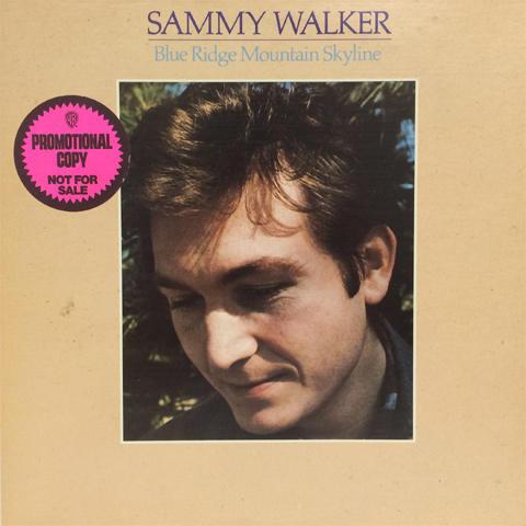 """Sammy Walker Vinyl 12"""" (Used)"""